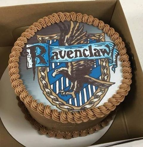 Ravenclaw Cake Cakes By Jan Sc