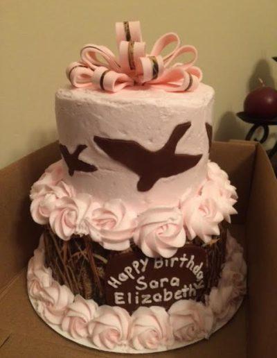 Water Fowl Cake 2