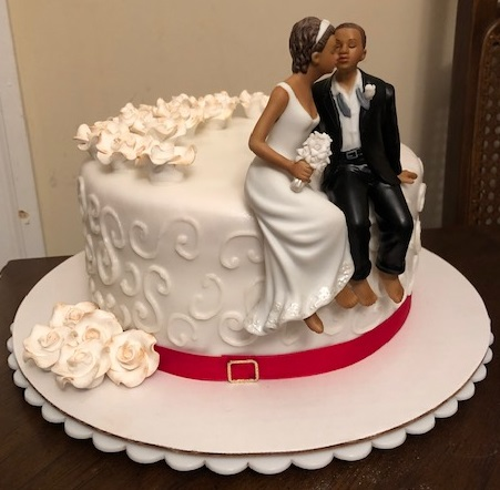 Red & White single tier